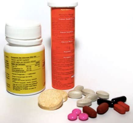 Suplemen Dan Vitamin suplemen vitamin jual multivitamin