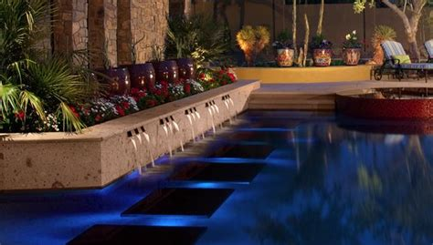 Geometric Pools for Homes, Hotels and Resorts   Desert