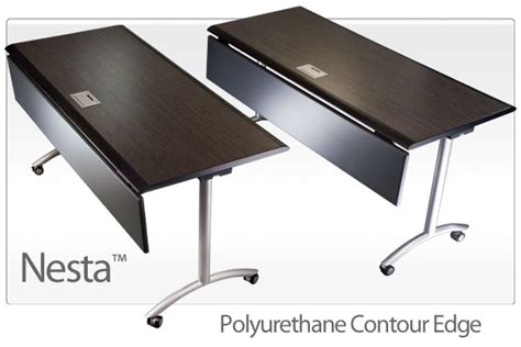 Nesta Flip Top Conference Tables Mobile Tables