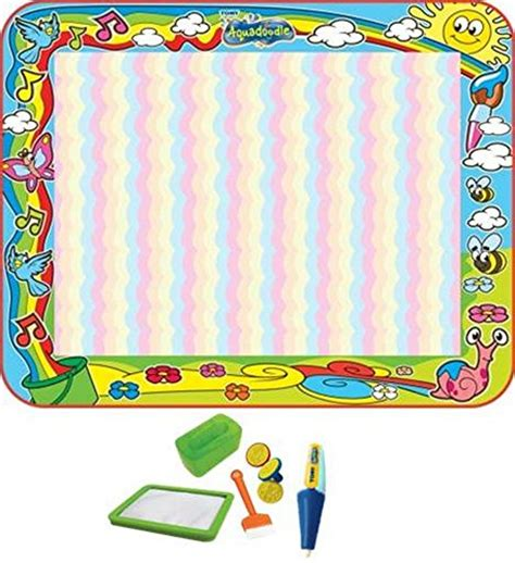 aquadoodle draw n doodle jumbo deluxe mat tomy aquadoodle colour deluxe buy in uae
