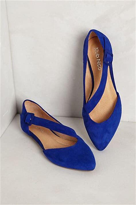 cobalt blue flat shoes 17 best images about cobalt blue shoes flat shoes