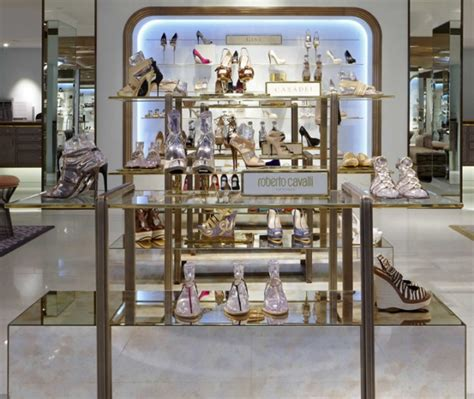 Harrods To Create A Shoe Boudoir by Inspiring Retail Stores Design 2014 Design Contract