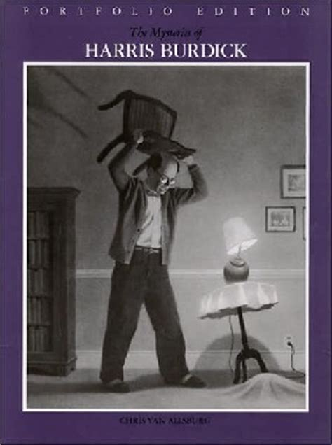Harris Burdick The Rug by Harris Burdick