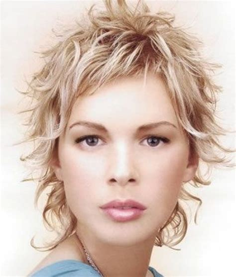 curly shags for women over 50 pictures of trendy short crop haircut styles for women