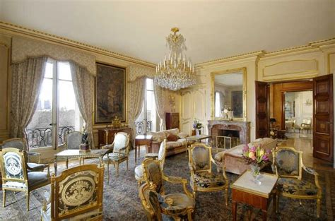 appartments in paris lavish avenue foch apartment in paris homes of the rich