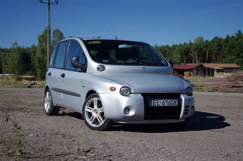 fiat multipla tuning tuning another multipla from poland the fiat forum
