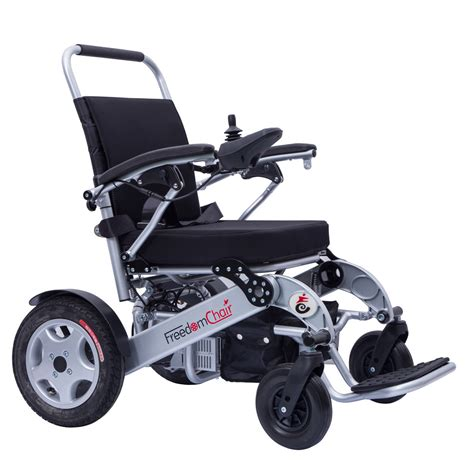 Motor Power Electric by Foldable Lightweight Brushless Motor Electric Wheelchair
