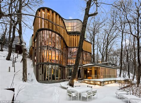 house music toronto toronto home doubles as concert venue designed by professor daily mail online