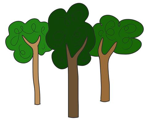 tree clipart clipart trees clipart best