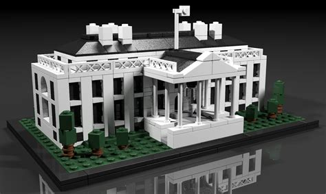 East Wing Floor Plan by File Lego Architecture The White House 21006 Jpg