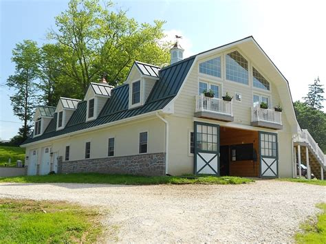 apartment barns custom horse barn and apartment precise buildings
