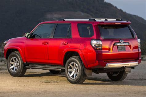 Toyota Four Runner Price 2016 Toyota 4runner Price Interior Exterior Engine