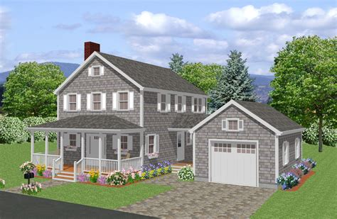 New England Home Plans Omahdesigns Net