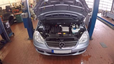 mercedes benz    oil change youtube