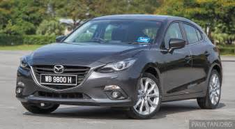 gallery 2015 mazda 3 ckd sedan vs hatchback image 337681