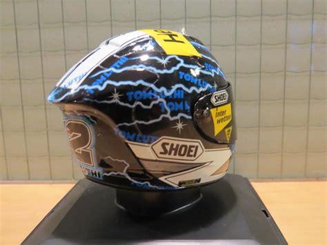 Helm Balap Shoei Luthi Shoei Helm 2013 1 5