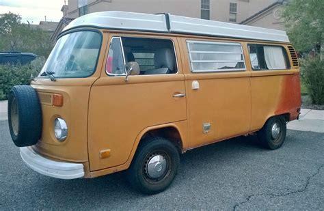 volkswagen models van 1974 volkswagen transporter westfalia type 2 cer van