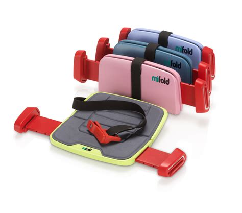 portable travel car seat for 2 year give your summer travel plans a boost with the mifold s