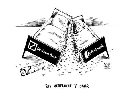 postbank deutsche bank deutsche bank postbank by schwarwel business