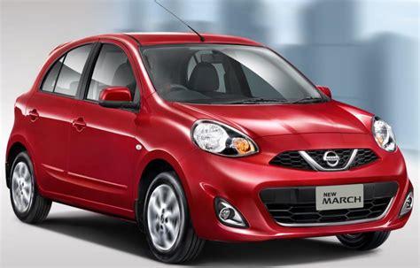 Tv Mobil Nissan March spesifikasi dan daftar harga nissan march mobil murah