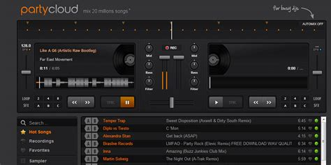 download free house music dj mixes mix music online with virtual dj turntables for free l2internet com