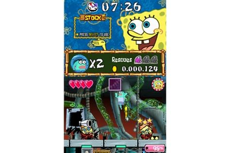 doodlebob lifestyle mp3 thq to spongebob squarepants edition review