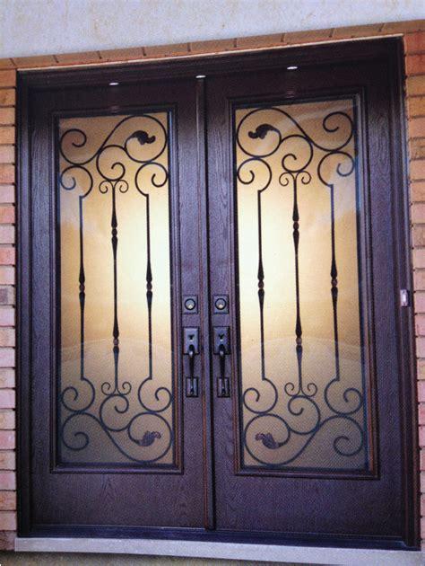 Wrought Iron Doors by Door Wrought Iron Toronto Direct Pro Is A Premier