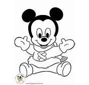 Baby Disney Disegni Da Colorare Gratis Per Bambini