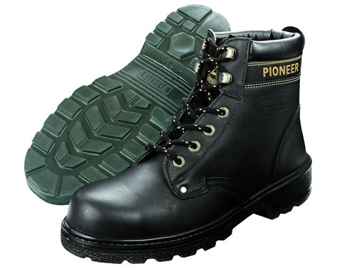 pioneer work boats totectors pioneer safety boots 3855 mammothworkwear