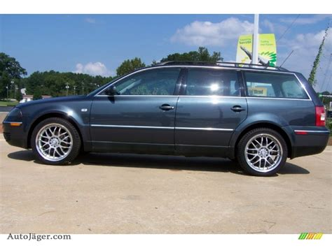 2001 Volkswagen Passat Wagon by 2001 Volkswagen Passat Gls Wagon In Blue Anthracite Pearl