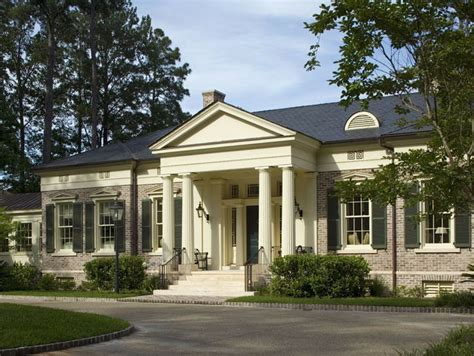 greek revival houses greek revival dream home pinterest