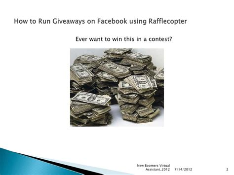 How To Run Giveaways On Facebook - how to run giveaway on facebook using rafflecopter