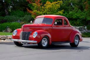 1940 ford deluxe coupe photograph by dave koontz