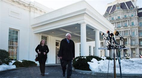 bernie sanders bought new house obama meets with bernie sanders at the white house huffpost