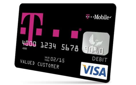Att Visa Gift Card - t mobile s mobile money blends prepaid visa cards and no fee checking features