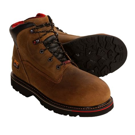 timberland work boots for timberland 6 quot thermal steel toe work boots for