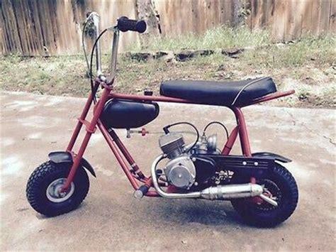 Tas Motor Mini Bike keystone minibike hooked on minibikes