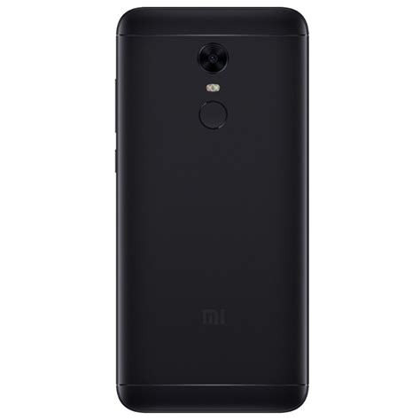 back number xiaomi xiaomi redmi note 5 32gb black