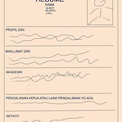 Menulis Nama Di Lop Panjang Lamaran Kerja by Contoh Surat Lamaran Kerja Untuk Yg Baru Lulus Smk 13
