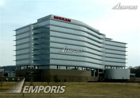 nissan america headquarters franklin 270650 emporis