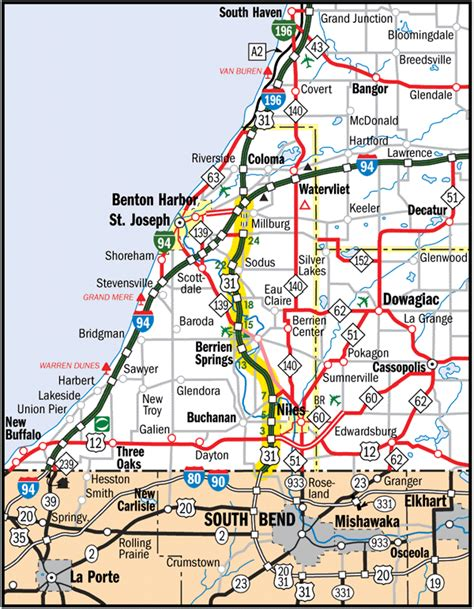 Berrien County Michigan Court Records 2017 Outlook Board Of Commissioners Berrien County