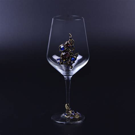 luxury wine glasses online get cheap art glass coasters aliexpress com