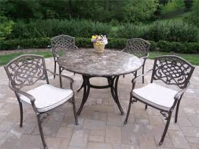 Metal Patio Furniture Clearance Metal Patio Furniture Clearance 72 In Balcony Height Patio Set With Metal Patio Furniture