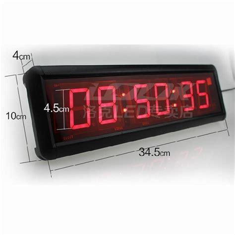 Led Digital digital led wall clock philippines
