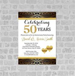 50th Wedding Invitation Templates by 50th Wedding Anniversary Invitations Wedding Invitation