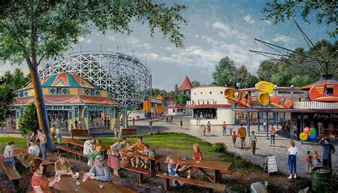St Kid Echopark glen echo amusement park