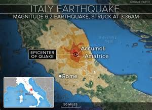 earthquake map toll climbs to 247 after earthquake in central italy