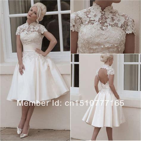 Short White Lace Wedding Dress Choice Image   Wedding Dress, Decoration And Refrence
