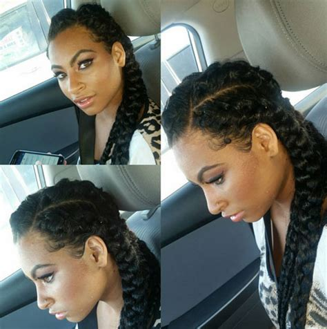 black hair styles for for side frence braids braid hairstyles for black women african american