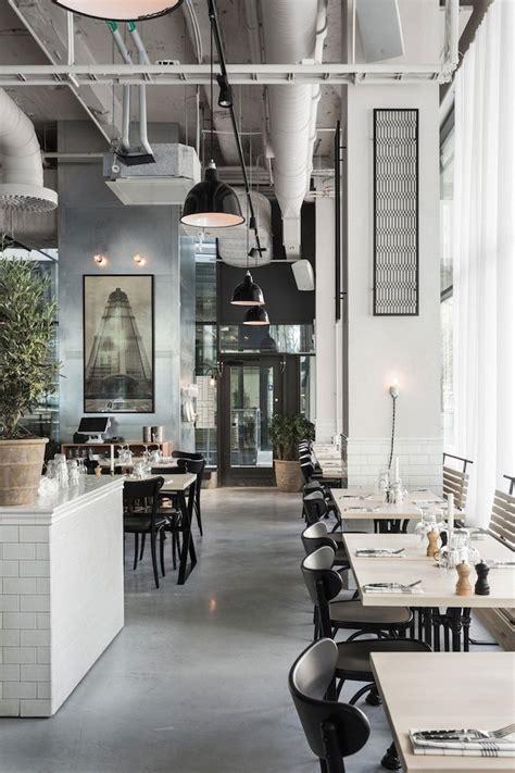 usine restaurant interior  richard lindvall archiscene